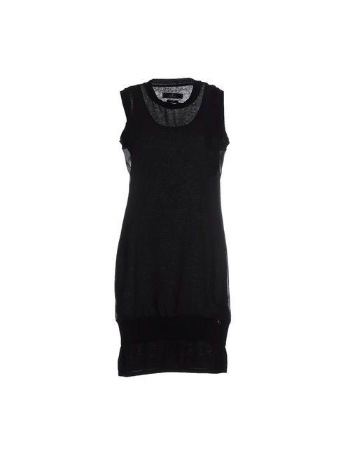 Replay | Женское Чёрное Короткое Платье