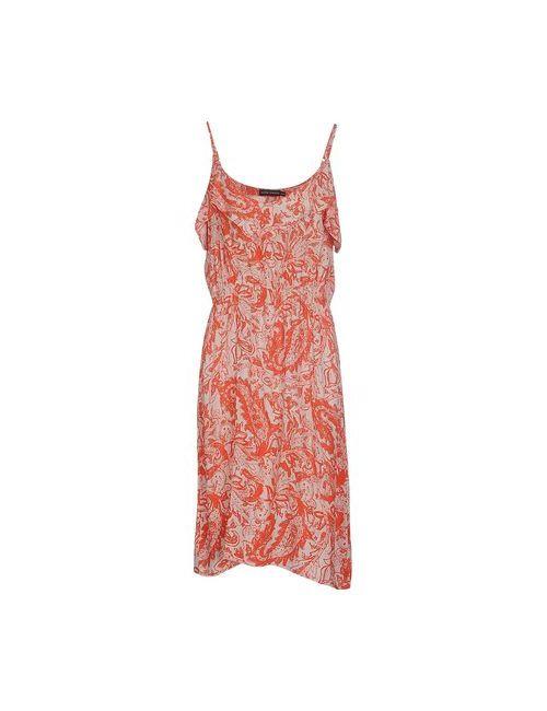 Antik Batik | Женское Красное Платье До Колена