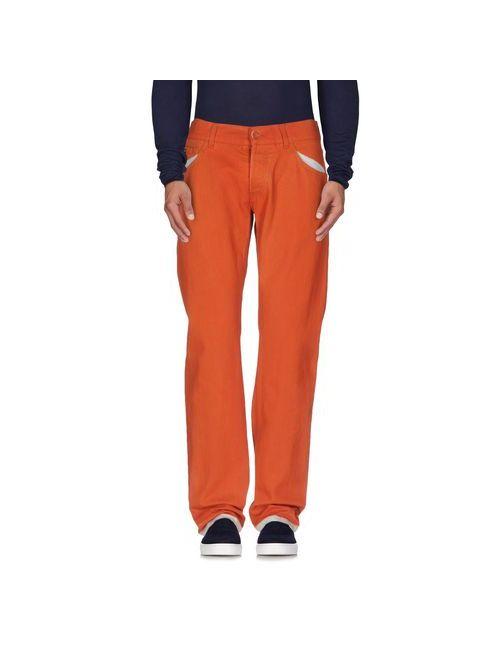 Dolce & Gabbana | Мужские Оранжевые Джинсовые Брюки