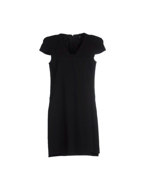 Tibi | Женское Черный Короткое Платье