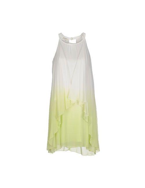 Kocca | Женское Зелёное Короткое Платье