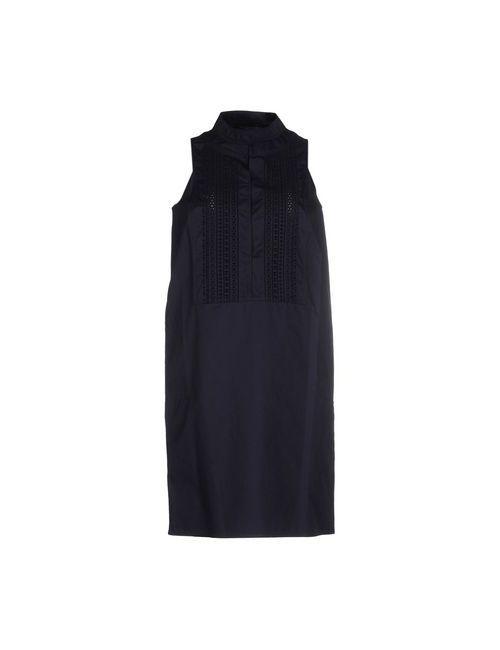 Sofie D'Hoore | Женское Синее Короткое Платье