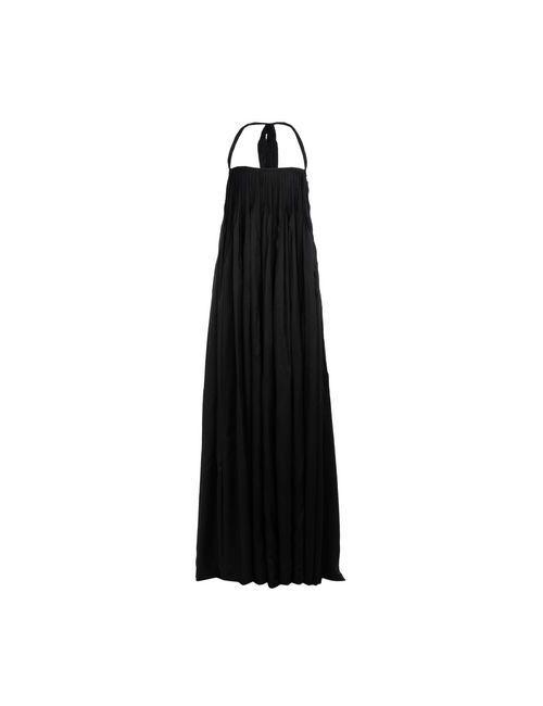 Giovanni Cavagna | Женское Чёрное Длинное Платье