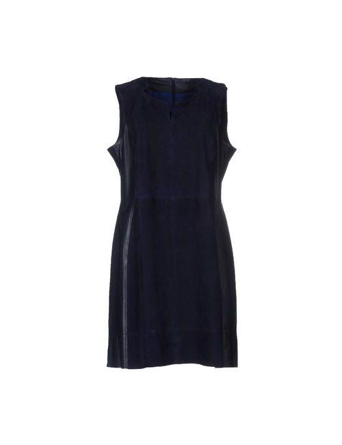 29THOCTOBER | Женское Синее Короткое Платье