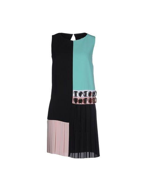 Marco Bologna | Женское Зелёное Короткое Платье
