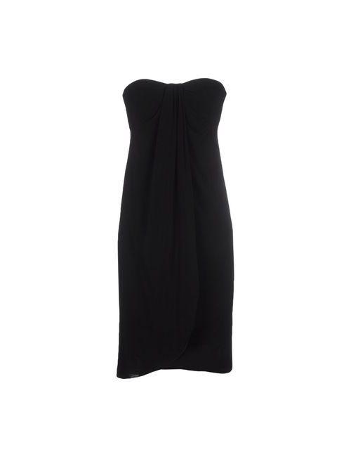 Marella | Женское Черный Короткое Платье