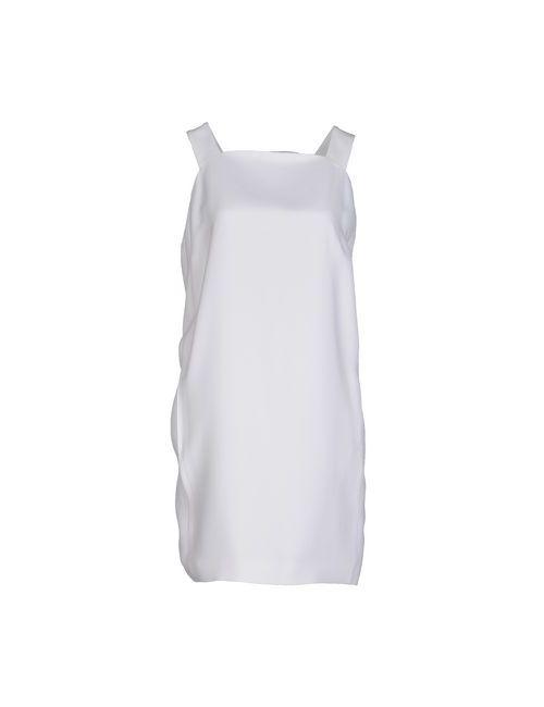 Genny | Женское Белое Короткое Платье