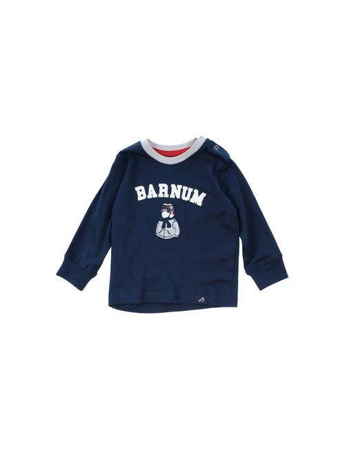 Barnum | Мужская Синяя Футболка