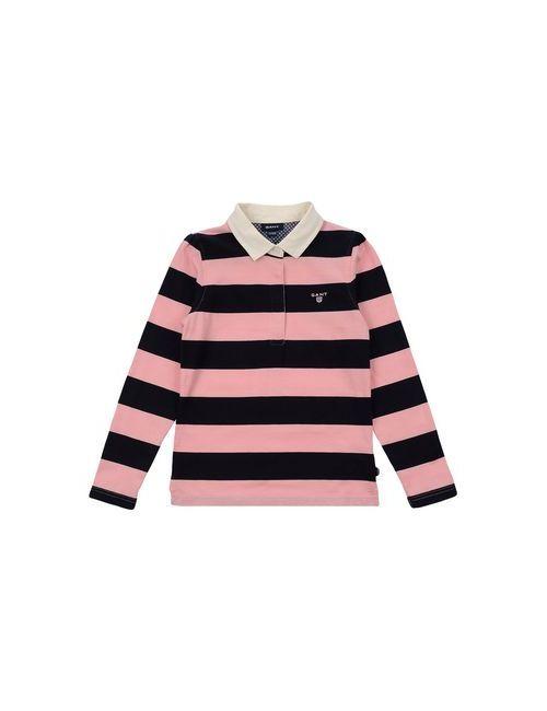 Gant | Женское Розовое Поло