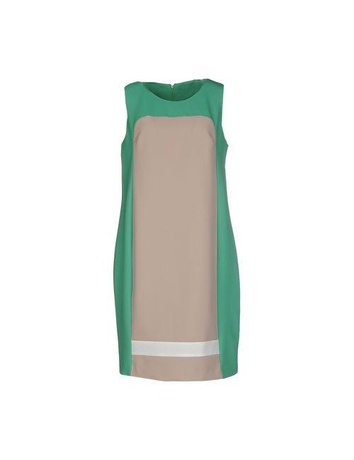 Calaluna | Женское Зелёное Короткое Платье