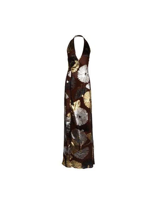 Dsquared2 | Женское Какао Длинное Платье
