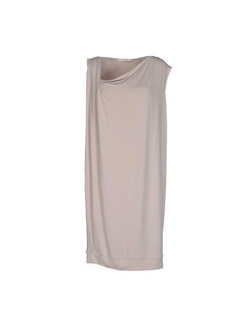 Alpha Massimo Rebecchi | Женское Серое Короткое Платье