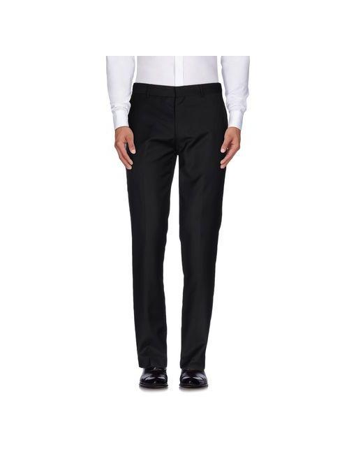 Suit | Мужские Чёрные Повседневные Брюки
