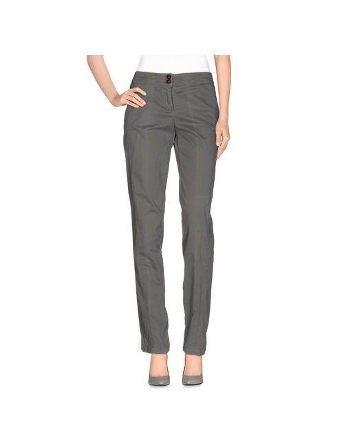 Trussardi Jeans | Женские Серые Повседневные Брюки