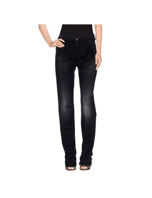 Pepe Jeans | Женские Чёрные Джинсовые Брюки