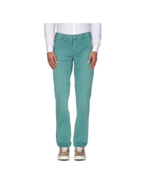 Pepe Jeans | Мужские Зелёные Повседневные Брюки