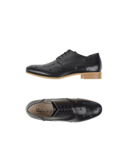 Ilenia P. | Женская Черный Обувь На Шнурках
