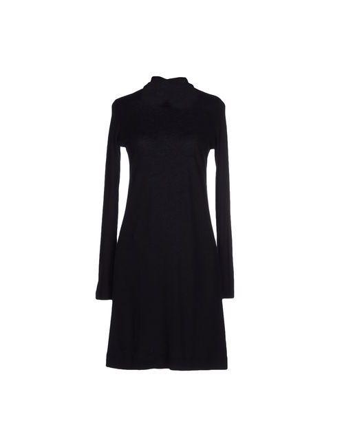 Majestic | Женское Черный Короткое Платье