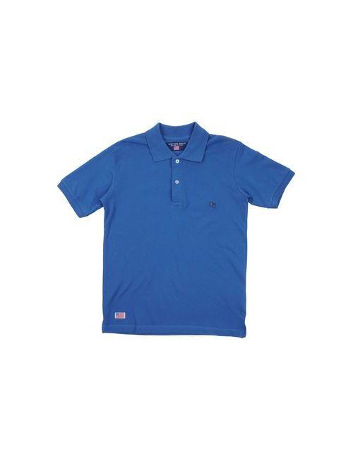 Cotton Belt | Мужское Синее Поло