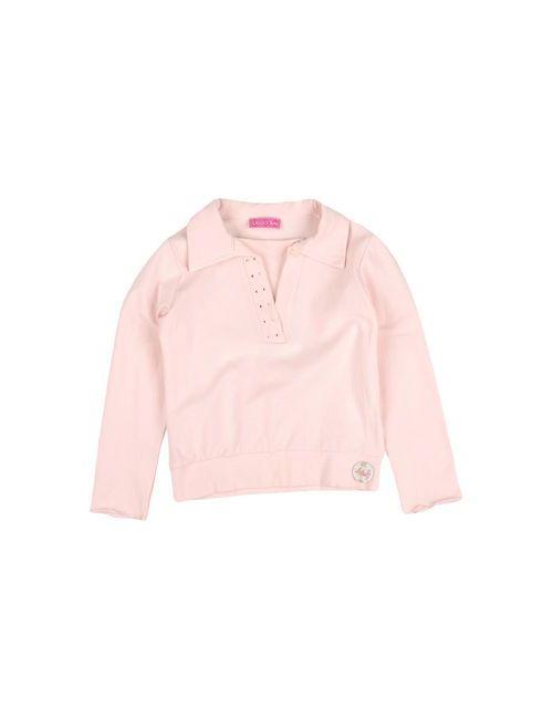 Liu •Jo Baby   Женская Розовая Футболка