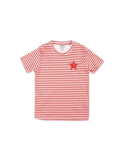 Macchia J | Женская Красная Футболка