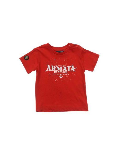 Armata Di Mare | Мужская Красная Футболка