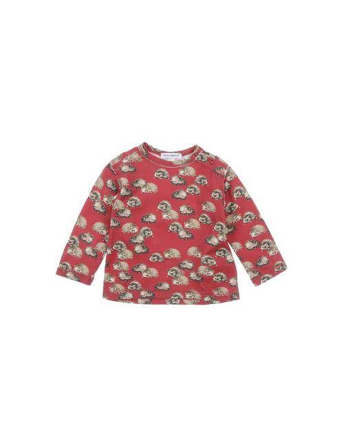 Dolce & Gabbana | Женская Коричневая Футболка