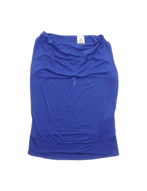 Dondup Dqueen   Женская Синяя Футболка