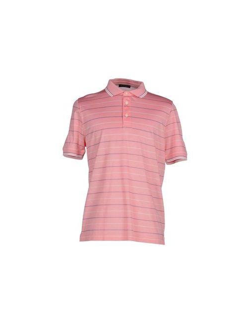 Ferrante | Мужское Розовое Поло