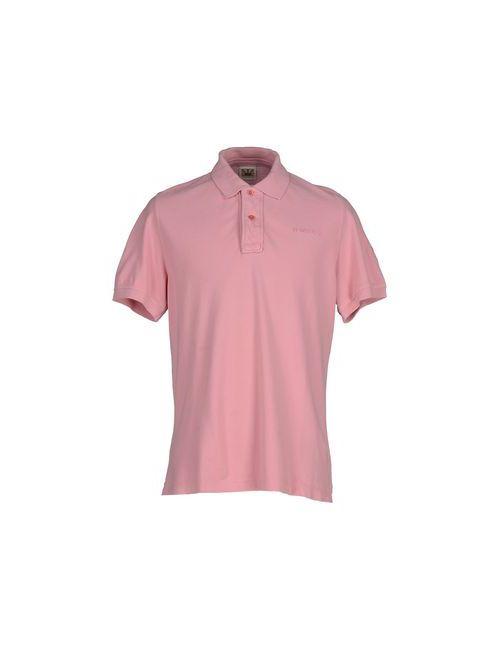 Kejo | Мужское Розовое Поло