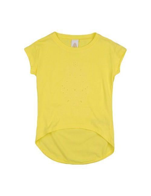 Dondup Dqueen | Женская Жёлтая Футболка