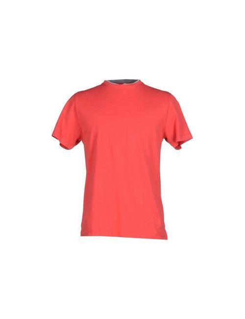 PAGLIA | Мужская Красная Футболка