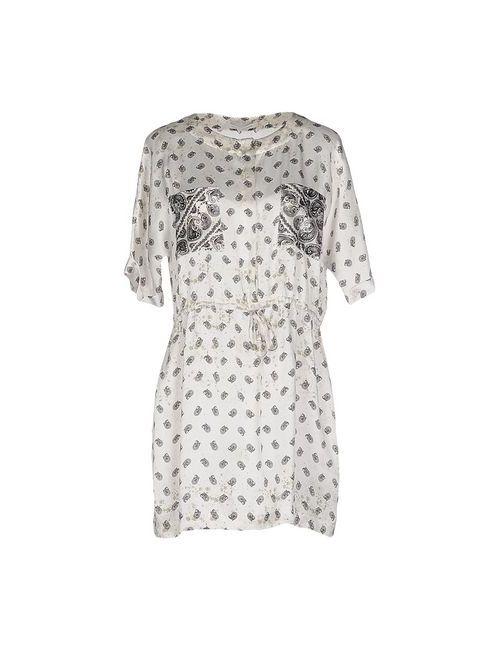 Pierre Balmain | Женское Белое Короткое Платье