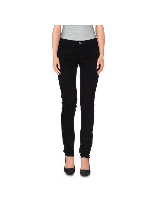Blugirl Jeans | Женские Чёрные Джинсовые Брюки
