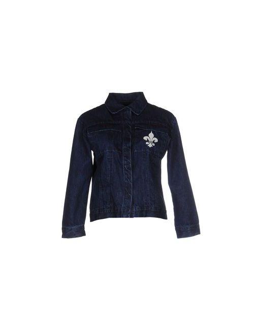 ÊTRE CÉCILE | Женская Синяя Джинсовая Верхняя Одежда
