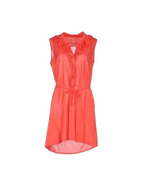 Deha | Женское Розовое Короткое Платье