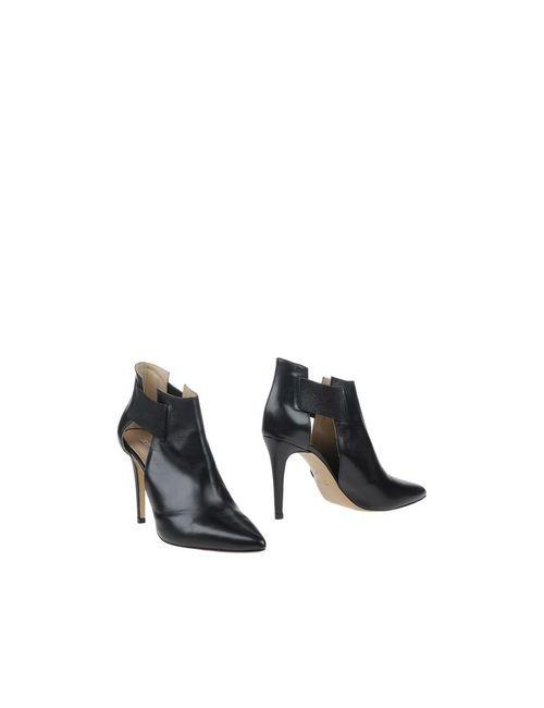 Chiarini Bologna | Женские Чёрные Полусапоги И Высокие Ботинки