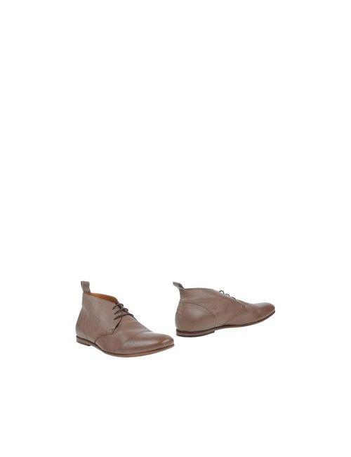 Tremp | Мужские Хаки Полусапоги И Высокие Ботинки