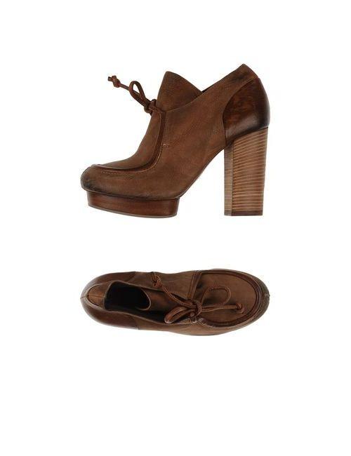 VIC MATIĒ | Женская Верблюжья Обувь На Шнурках