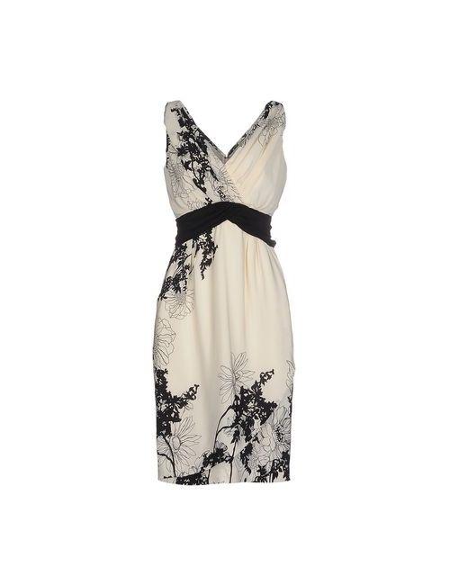 Antonio Marras | Женское Бежевое Платье До Колена