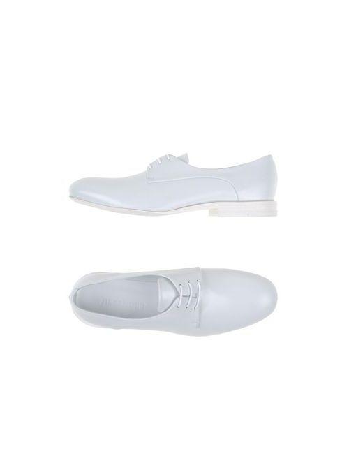 Jil Sander | Женская Серая Обувь На Шнурках