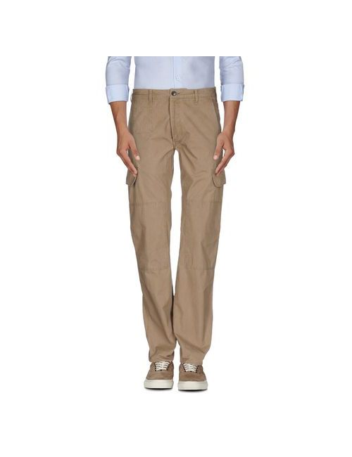Paul Smith Jeans | Мужские Хаки Повседневные Брюки
