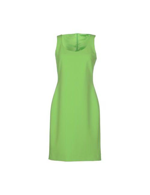 Moschino Cheap and Chic | Женское Жёлтое Короткое Платье