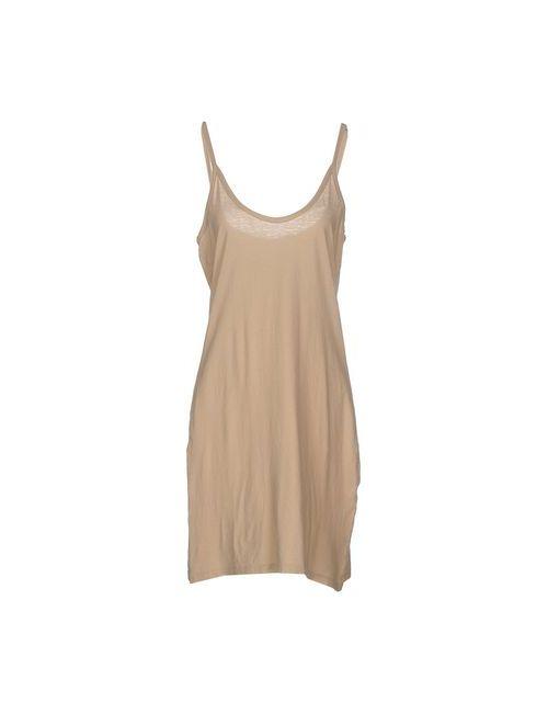 La Fabbrica Del Lino | Женское Песочное Короткое Платье