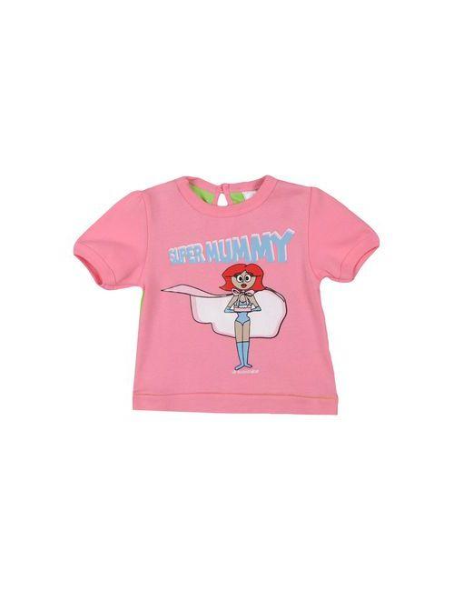 MY COOKIE BABY   Женская Розовая Футболка