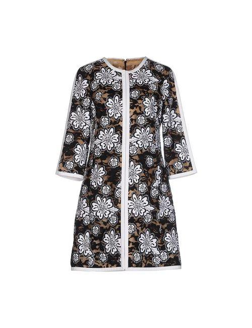 Michael Kors | Женское Черный Короткое Платье