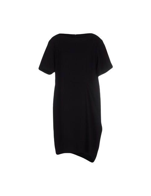 Jil Sander Navy | Женское Черный Короткое Платье