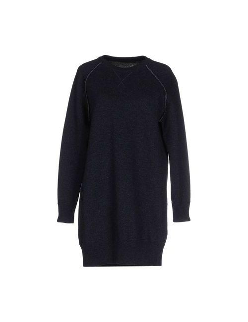 Maison Margiela | Женское Синее Короткое Платье