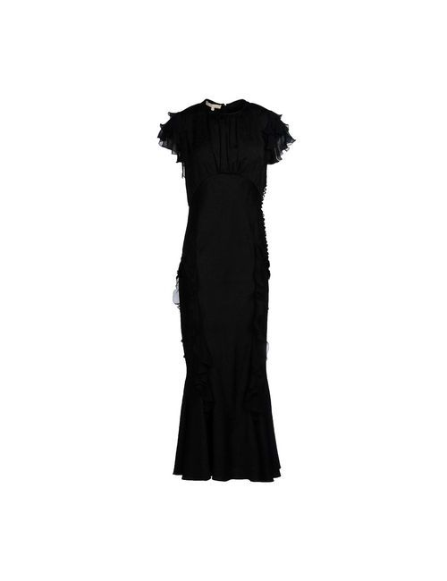 Michael Kors | Женское Черный Длинное Платье