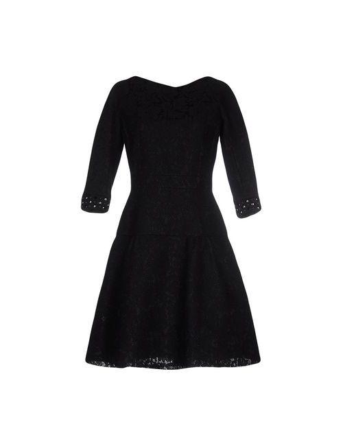 Viktor & Rolf | Женское Черный Платье До Колена